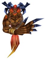 Dissidia 012 - Ifrit