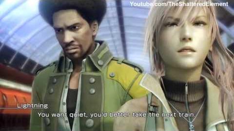 Final Fantasy 13 English Cutscenes 44 - Chapter 4 Hd WideScreen