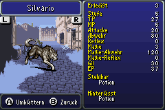 Silvario Monsterfibel FFVI GBA