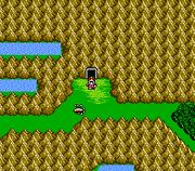 Schrein der Unei FFIII NES