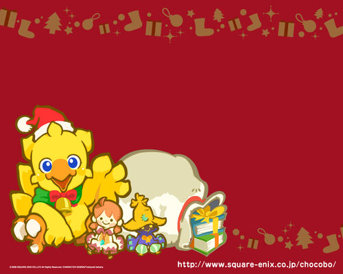 Final-fantasy-chocobo-christmas