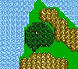 Chocobo Wald FFIII NES4
