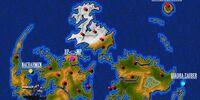 Bild - FFVII World Map.jpg | Final Fantasy Almanach | FANDOM powered ...