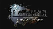 FFXV Judgement Disc Logo