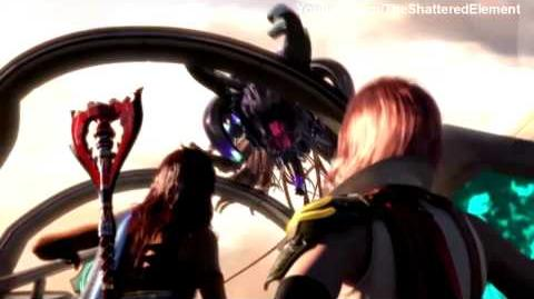 Final Fantasy 13 English Cutscenes 130 - Chapter 10 Hd WideScreen