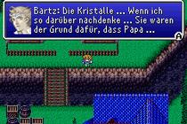 Bartz denkt an seinen Vater