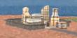 Raketenbasis Weltmodus
