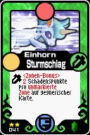 041 Einhorn Sturmschlag Pop-Up
