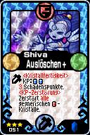 051 Shiva Auslöschen+ Pop-Up