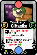 109 Tomberry Giftwolke Pop-Up