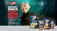Batchelors Final Fantasy VII Remake Werbeaktion