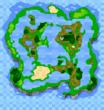 Schwebender Kontinent FFIII NES