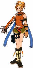 Rikku FFX