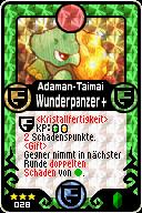 028 Adaman-Taimai Wunderpanzer+ Pop-Up
