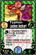 120 Typhoon Lecker, Lecker!! Pop-Up
