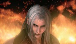 Nibelheim-Vorfall Advent Children Sephiroth