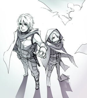 Akila and Rivera