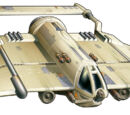 Abaddon-Class Interceptor Airship