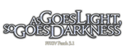 As goes light so goes darkness logo