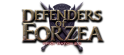 Defenders of eorzea logo