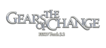 The gears of change logo