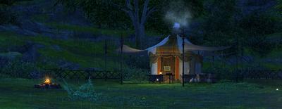 Camp Abzweigung