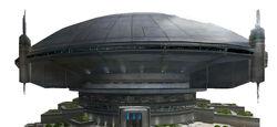 Senate Building of the Terran Federation