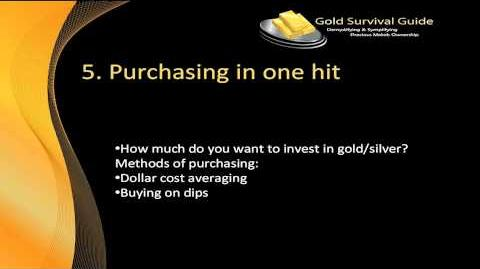 7 Deadliest Mistakes When Buying Gold and Silver - Video 5