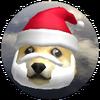 Santa Doge