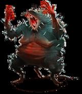 Vicious Queen Rat