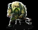 Caustic Dwarf