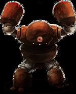 Rusted Golem