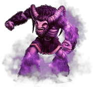 Demon-touched Minotaur