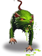 Oozing Rat