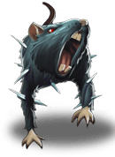 Spiked Rat