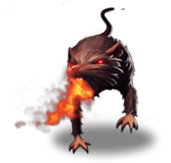 Blazing Rat
