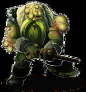 Afflicted Dwarf