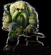 Diseased Dwarf