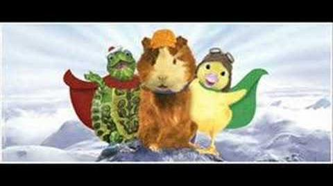 Wonder pets save the blue tang Theme Song