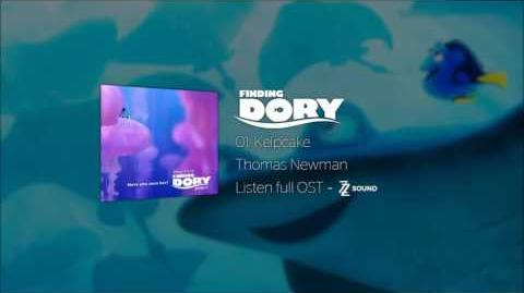 Finding Dory (OST) - Kelpcake - Thomas Newman
