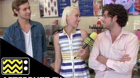 Finding Carter Stars Caleb Ruminer (Crash) & Jesse Carere (Ofe) AfterBuzz TV Interview