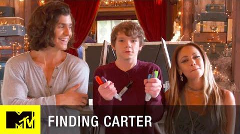 Finding Carter (Season 2B) Zac Attack (Episode 17) MTV