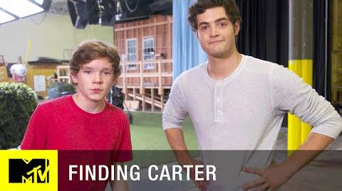 Finding Carter (Season 2B) Zac Attack (Episode 14) MTV