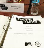 Finding Carter script 02x24 table read