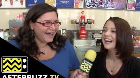 Finding Carter Star Kathryn Prescott (Carter) AfterBuzz TV Interview