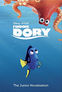 Finding Dory Junior Novel