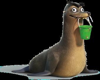 Gerald Sea Lion
