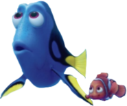 Dory Nemo Transparent