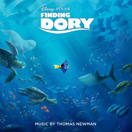 FindingDory Soundtrack