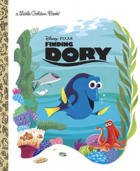 Finding Dory Little G Book